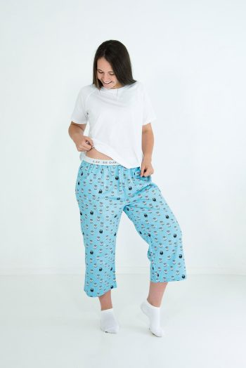 Ladies Three Quarter Pants