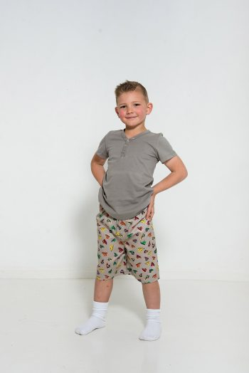 Boys Short Pants (Long Shorts)